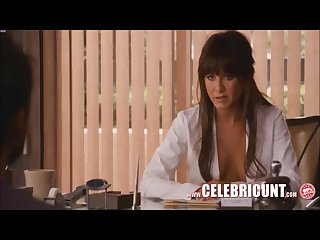 Jennifer aniston celebrity milf cleavage bonanza