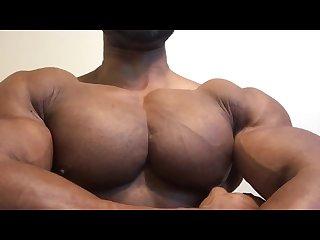 Big thick pec bounce