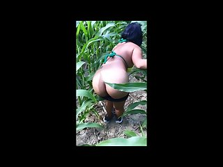 Farmer s daughter fucked in a cornfield