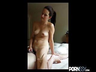 Horny hospital nurse sextape with doctor