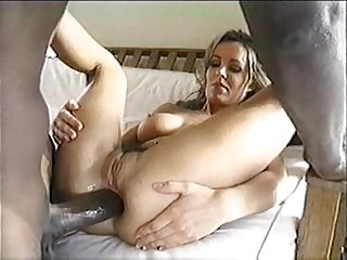 Envy mandingo blonds on black monster cock