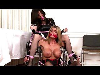 Girls in bondage
