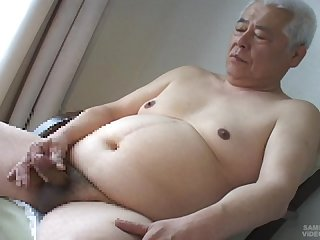 Japanese old man