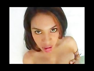 Lolly bangs the cameraman
