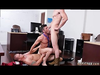 Straight boys tricked into gay se and cam blonde broke gay Xxx lance s