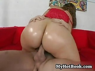 Huge fat brazilian ass nena linda get fucked and her fat ass destroys cock