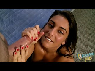 Mischa brooks manojob hd