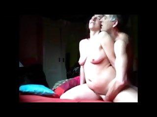 Amatur mature slut getting three orgasms from a good fuck