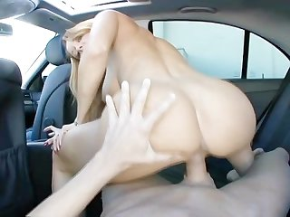 Back seat fucks 3 scene 6