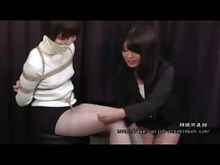 Japanese girl on girl