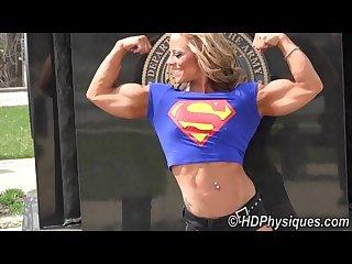 Dani reardon supergirl