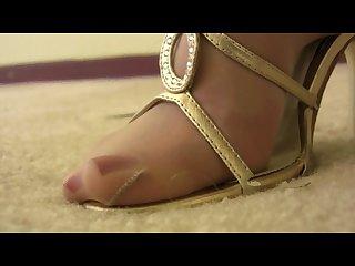Foot growth revenge