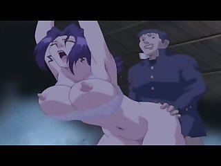 Loving Anime schoolgirl deepthroats huge cock