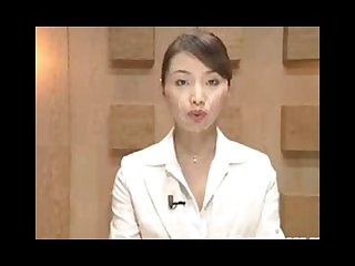 Japanese newscaster part 3