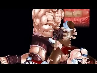 Strip fighter 5 ryona 2