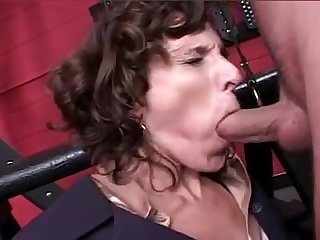 The one an the only Randi storm in bdsm anal sex