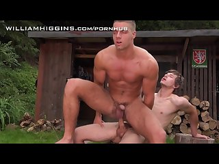 Outdoor bareback fuck arny and paul