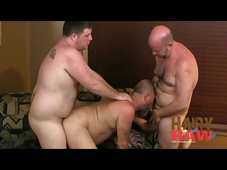 Hairy and raw ray stal ted ferguson and leo stone