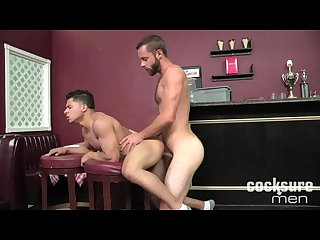 Ian murphy fucks armond rizzo gay interracial daddy twink sex