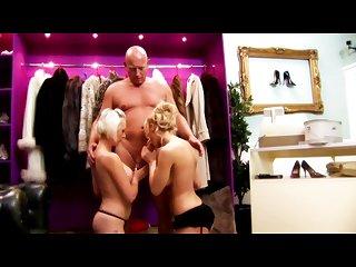 Stacey sarans shampooed scene 4
