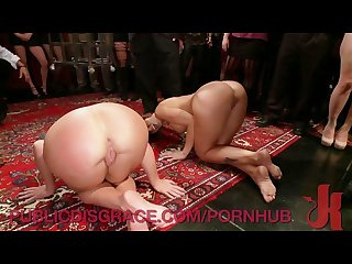 Princess donna s whore fucking party