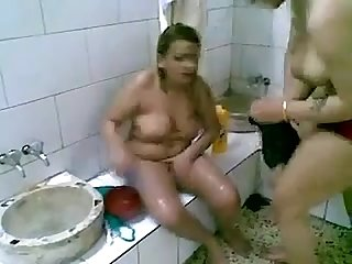 Arab women doing masti in harem