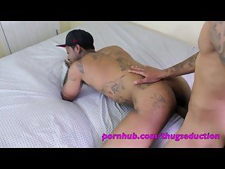 Kameo gets fucked by big dick Samson