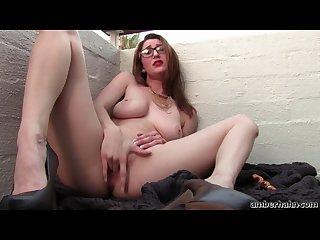 Amberh outdoor romance