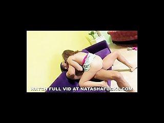 Natasha with carlo