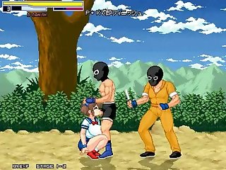 let s play inma no ken stage 1