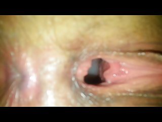 Wife s creampie cumpool