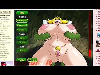 Princess peach prison escape hentai game