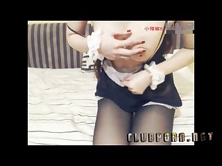 Hot girl China webcam show very beautiful
