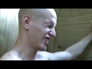 Deep throat cock sucking and cum