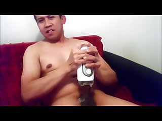 Hunk pinoy jacking off