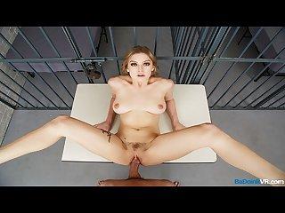 Badoinkvr com pov sex with nympho busty blonde giselle palmer