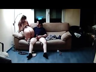 Big ass young girl homemade sex on couch video clips
