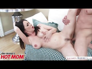 Natural tits milf Rayveness gets fucked good and hard naughty america