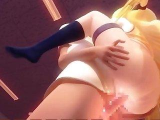 Yami 3d hentai