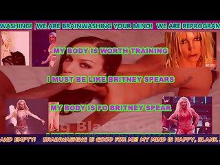 Disney princess ariel bimbo Barbie britney brainwashing objectified sex kit