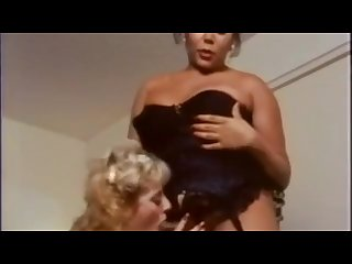 Very dominant black transsexual goddess disciplines her stubborn maid