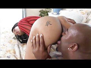 Bouncy black tits 2 scene 2