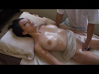 Asian massage white girl