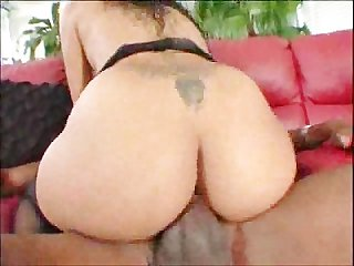 Mika brown craves a huge black cock