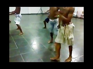 Sexy dance rehersal