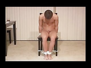 Tied up prank part 1