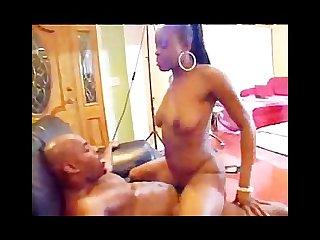 Real nice ebony orgy pt2