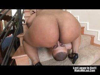 Chubby ebony fuck hardcore by bigcock