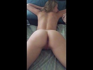 Beautiful ass makes me cum quick met her at 1hottie