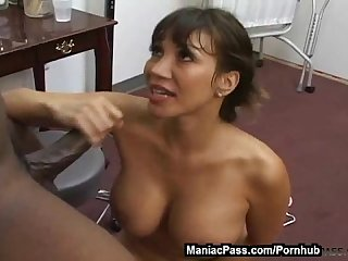 Milf nurse hungry for fuck